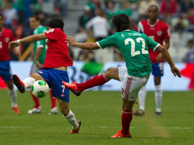 Costa Rica hold Mexico scoreless at Azteca