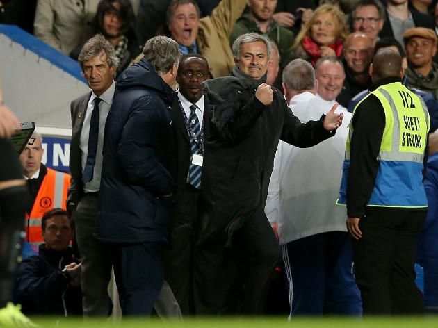 Mourinho: 'I'll be supporting City'