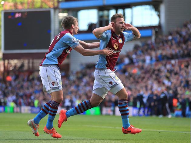 Safety almost assured for Villa