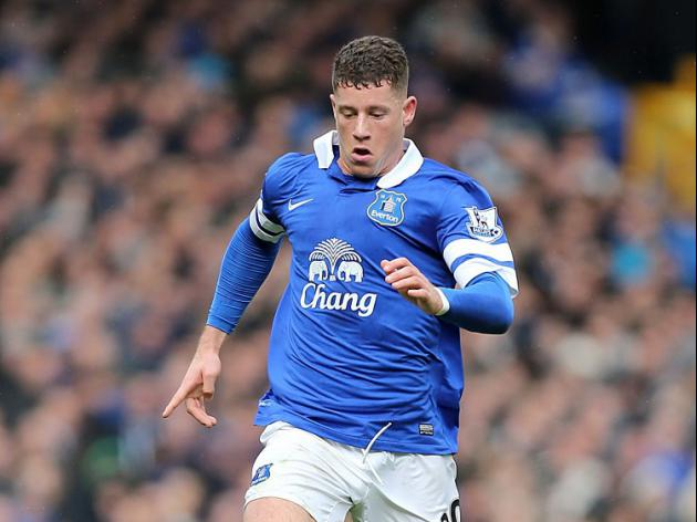 Barkley sticks with Toffees