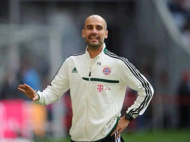 Bayerns Guardiola ready for dangerous Gladbach