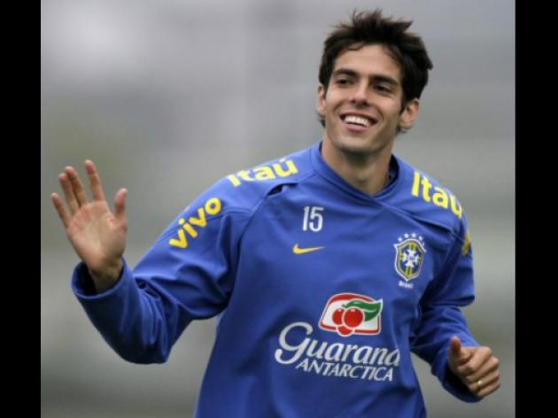 AC Milan deny Kaka is leaving as Real Madrid close in on world record 62m swoop