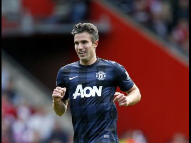 RVP tipped for United captaincy