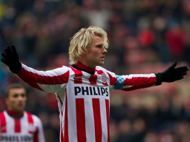 Norwich and PSV Eindhoven agree transfer fee for Ola Toivonen