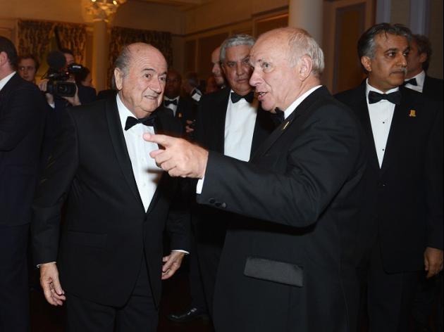 Dyke: FA won't leave FIFA
