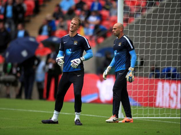 Hart must fight for starting spot says Pellegrini