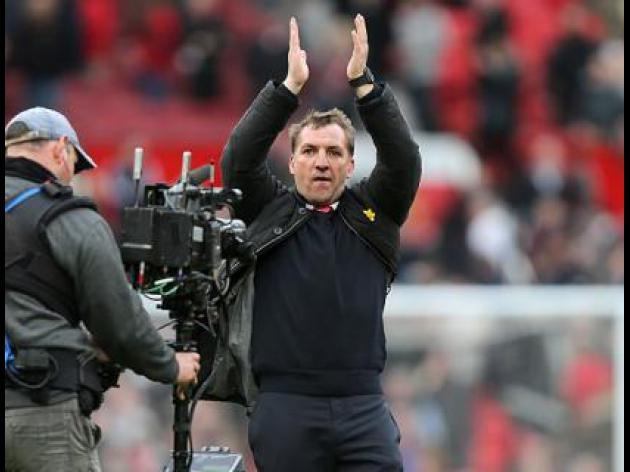 Rodgers keeps a lid on expectations at Liverpool