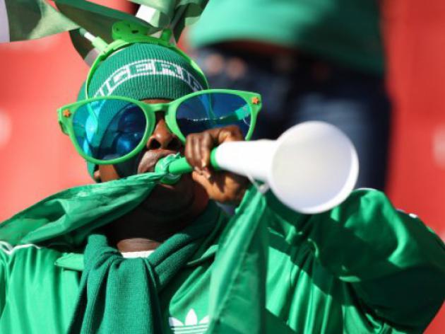 Nigeria swamp Tahiti in Confed Cup opener