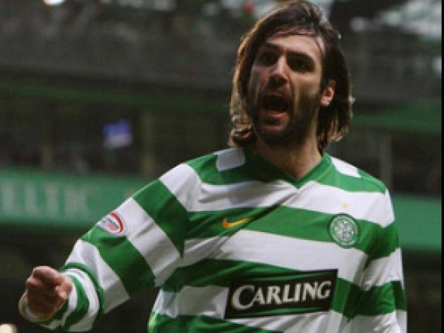 Samaras relaxed about big Gers lead