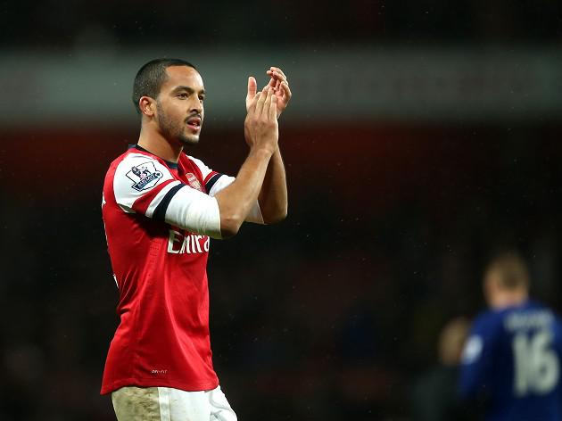 Walcott warns title rivals