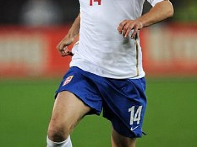 Serbia international Milan Jovanovic set to join Liverpool in the summer
