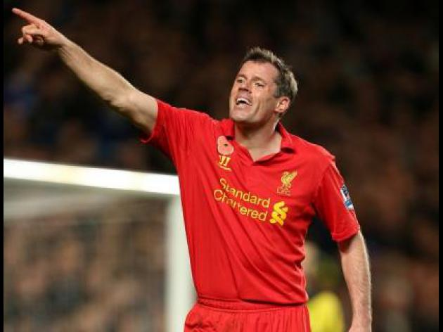 Jamie Carragher; tribute to a genuine English football legend