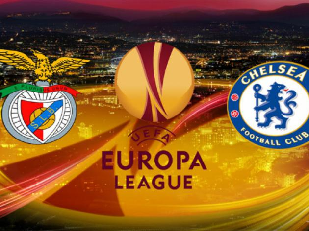 Benfica v Chelsea Europa League Final Match Preview