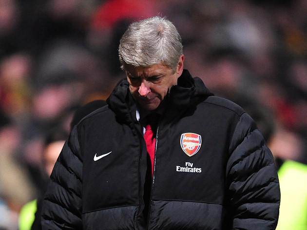 Arsenal boss Arsene Wenger admits he questions himself