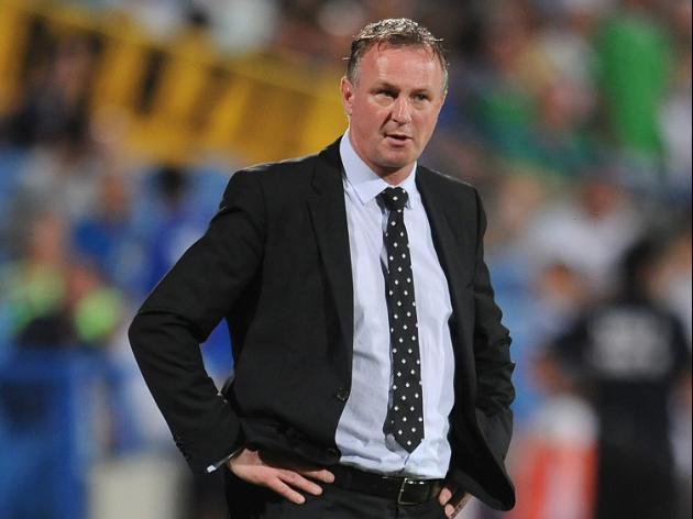 England get O'Neill backing