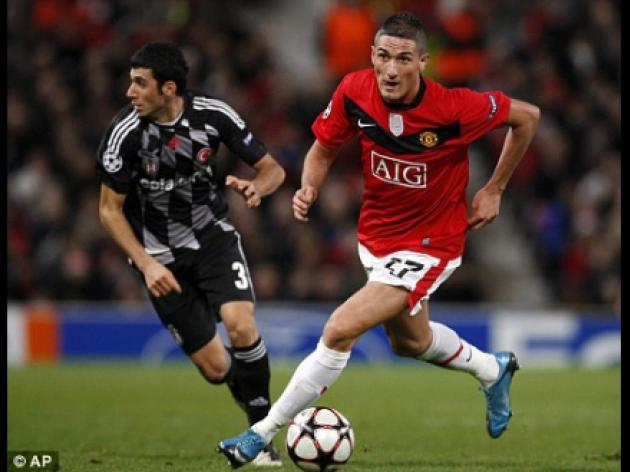 Hitman Macheda only a fortnight away from Manchester United comeback
