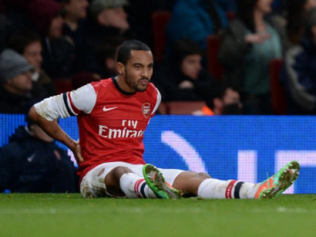 What does Walcott's injury mean for Arsenal and England?