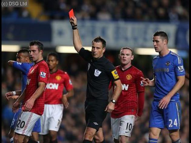 Clattenburg complaint heading to FA
