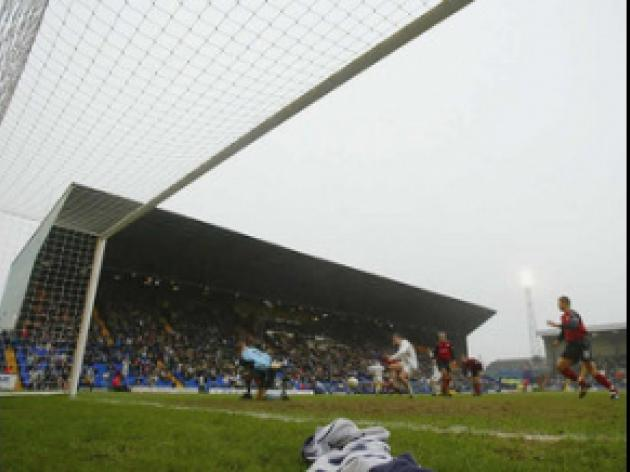 Tranmere report mammoth losses