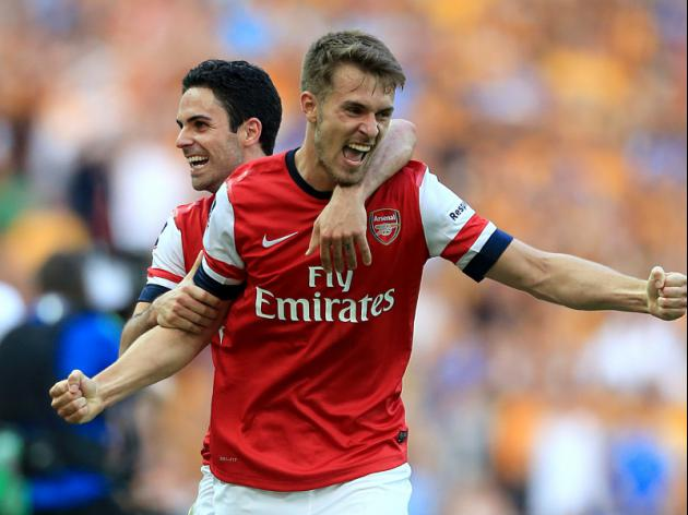 Ramsey caps Arsenal comeback in gripping FA Cup final