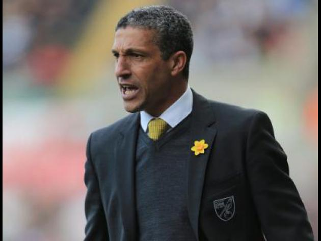 Norwich skipper says players stuck with Hughton