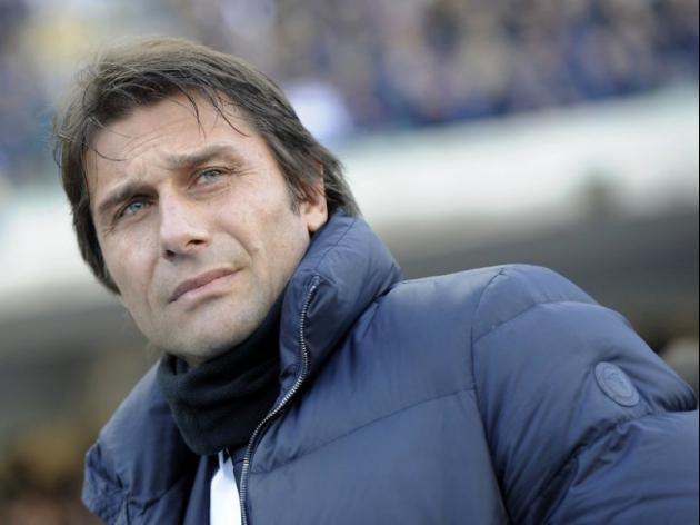 Conte vows to work Juve magic on Italy