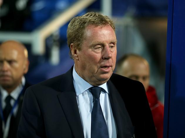 Hodgson a good choice - Redknapp