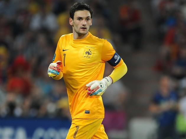 Deschamps: Lloris doing very well