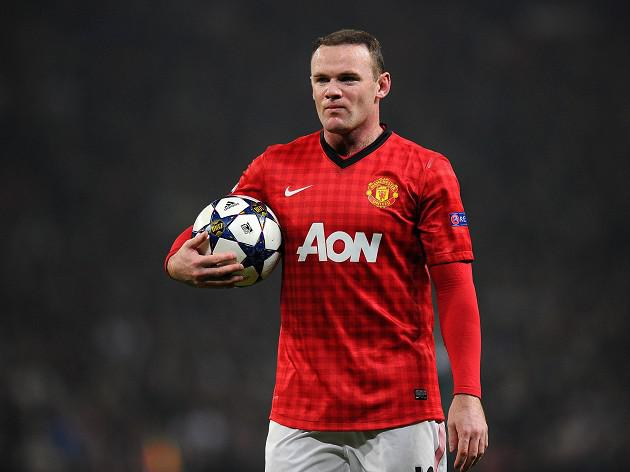 United stand firm over Rooney