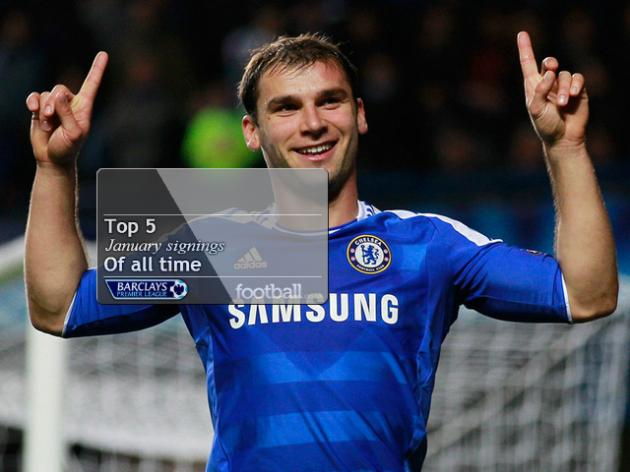 Top 5 Premier League January Signings Of All Time