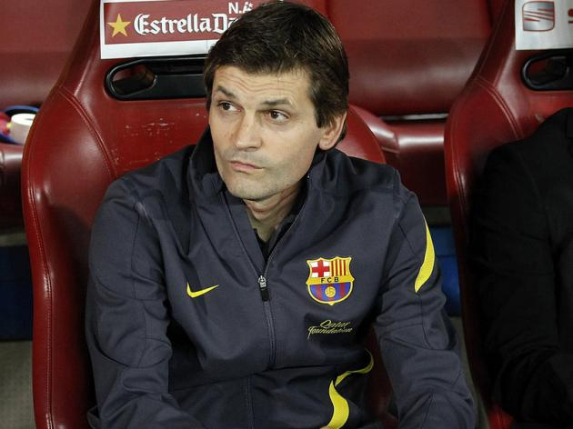 Barcelona say Tito Vilanova will miss cup clash against Malaga