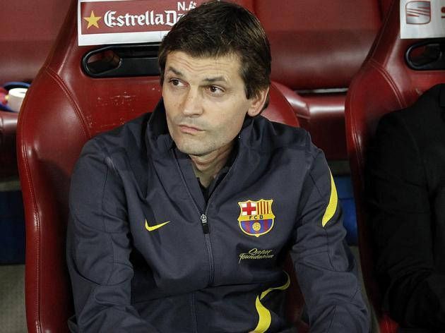 Barcelona say Tito Vilanova will miss cup clash against Malaga