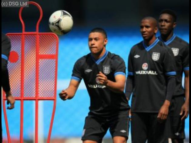 Euro 2012: The players to look out for - England - Alex Oxlade-Chamberlain