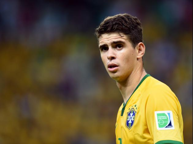 Oscar confirms he met PSG officials regarding summer move
