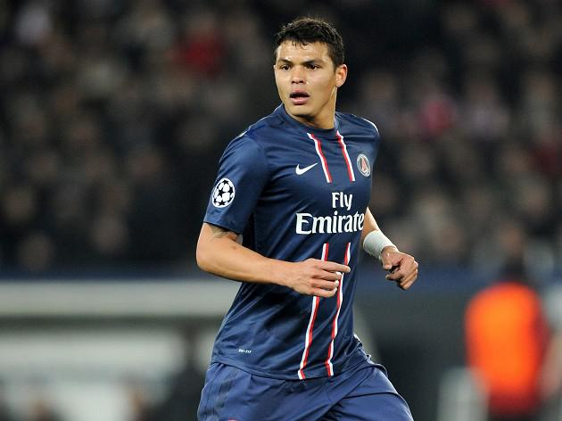 PSG rule out Thiago Silva to Barca move