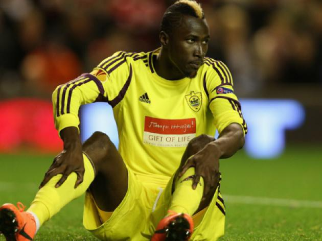 West Ham loan 6 foot 8 Striker from Monaco