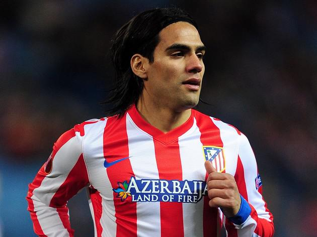 Falcao defends Monaco move
