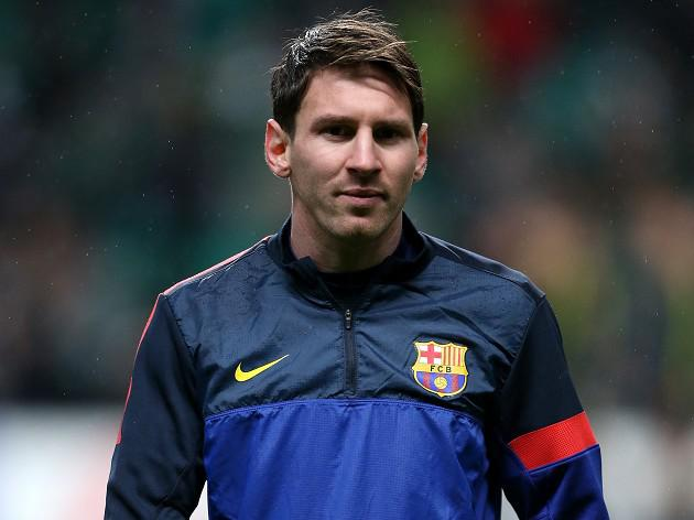 Rosell: Messi is innocent
