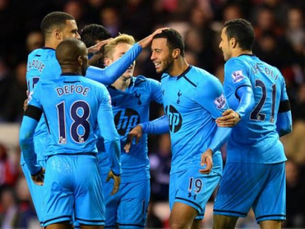 Tottenham Step Up, Arsenal Stumble and Chelsea Trip