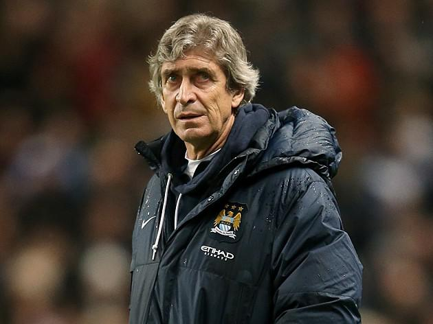 Pellegrini coy over City's transfer plans