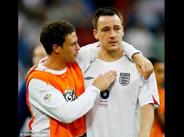 PFA chief offers John Terry and Wayne Bridge help after sordid revelations