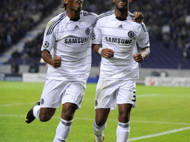 FC Porto 0-1 Chelsea - Match Report