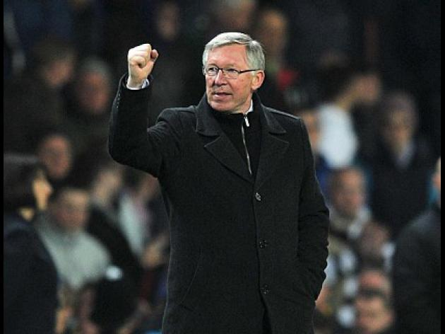 Title race is back on - Ferguson