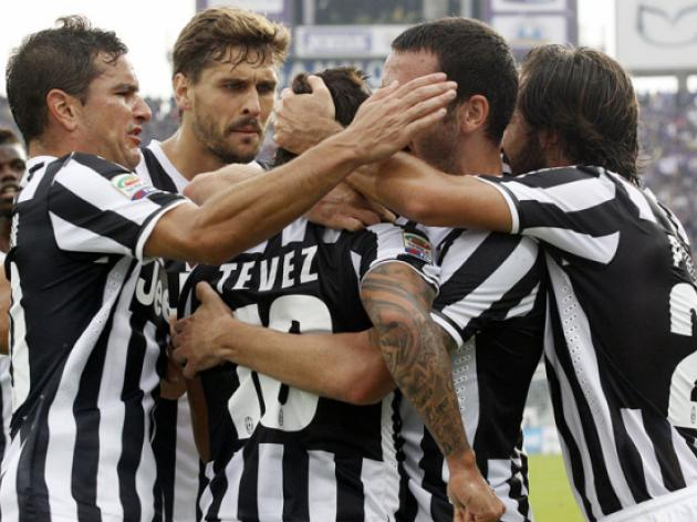 Juve set sights on Serie A after Champions League setback