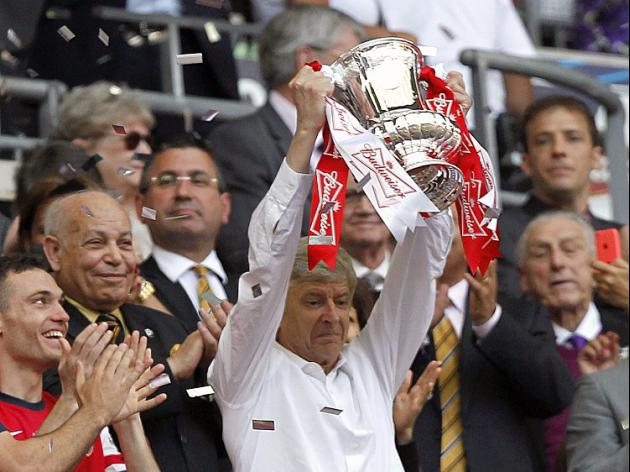 Wenger encouraged to spend