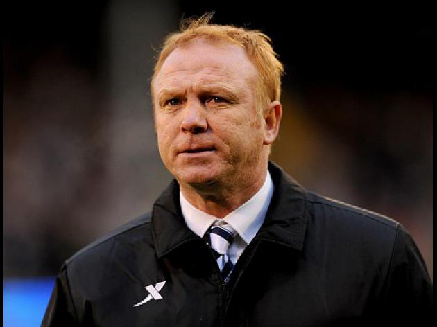 McLeish makes a case for goals