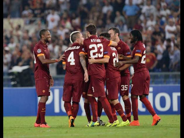 Astori has knee ligament damage: Roma
