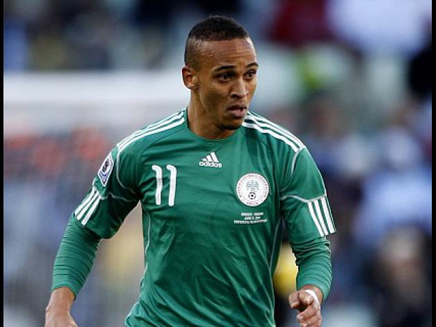 West Brom agree terms for Odemwingie
