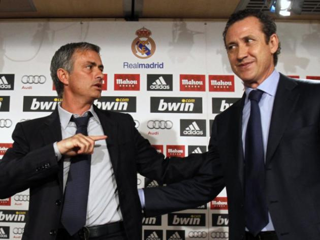 Jose Mourinho set for Real Madrid stay as Jorge Valdano is sacked