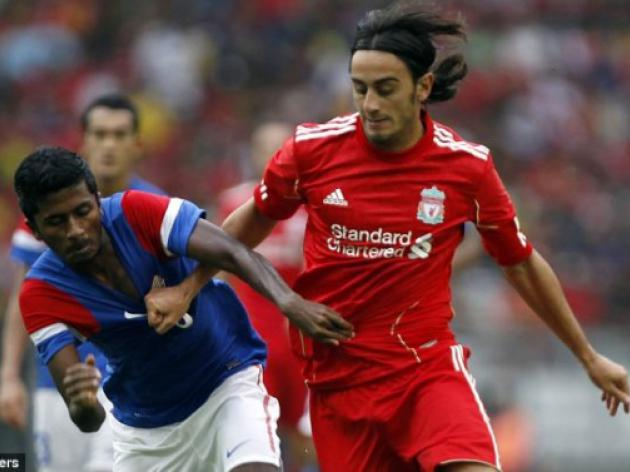 Liverpool ready to give a second chance to misfits Alberto Aquilani and David Ngog